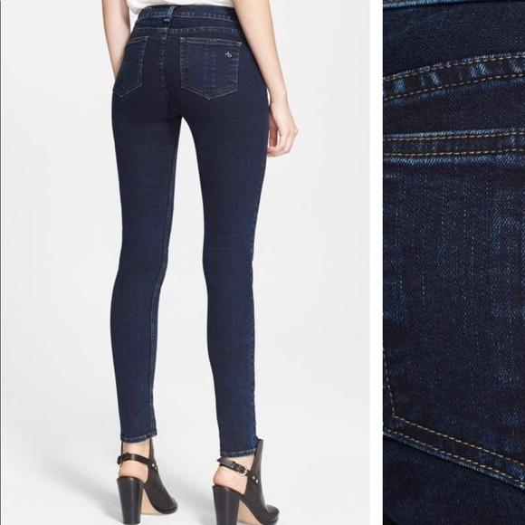 813798d245342 Rag   Bone skinny jeans 25 BRUIN wash denim. M 5ad524c89d20f0f1831aa856